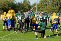 2360 McMurray Football v Klahowya 100312