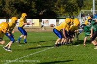 2367 McMurray Football v Klahowya 100312