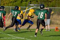2382 McMurray Football v Klahowya 100312