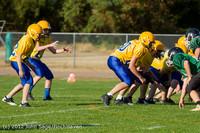 2431 McMurray Football v Klahowya 100312