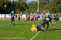 2443 McMurray Football v Klahowya 100312