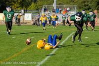 2445 McMurray Football v Klahowya 100312