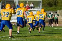 2479 McMurray Football v Klahowya 100312