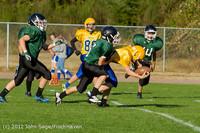 2505 McMurray Football v Klahowya 100312