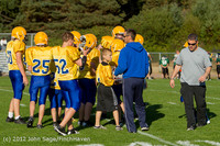 2522 McMurray Football v Klahowya 100312