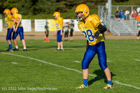 2523 McMurray Football v Klahowya 100312