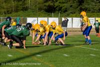 2525 McMurray Football v Klahowya 100312