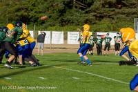 2532 McMurray Football v Klahowya 100312