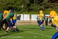 2533 McMurray Football v Klahowya 100312