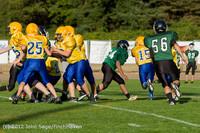 2534 McMurray Football v Klahowya 100312