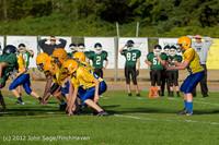 2541 McMurray Football v Klahowya 100312