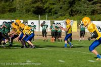 2543 McMurray Football v Klahowya 100312