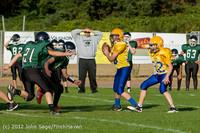 2546 McMurray Football v Klahowya 100312