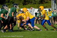 2554 McMurray Football v Klahowya 100312