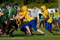 2555 McMurray Football v Klahowya 100312