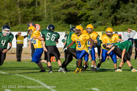 2562 McMurray Football v Klahowya 100312