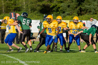 2563 McMurray Football v Klahowya 100312