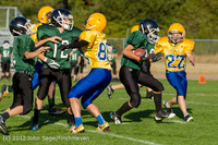 2567 McMurray Football v Klahowya 100312