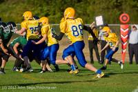 2612 McMurray Football v Klahowya 100312