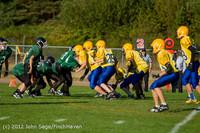 2628 McMurray Football v Klahowya 100312