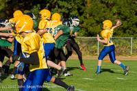 2674 McMurray Football v Klahowya 100312