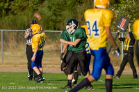 2686 McMurray Football v Klahowya 100312