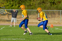2709 McMurray Football v Klahowya 100312