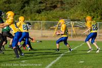 2711 McMurray Football v Klahowya 100312