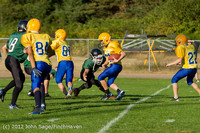 2713 McMurray Football v Klahowya 100312