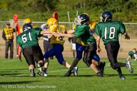 2718 McMurray Football v Klahowya 100312