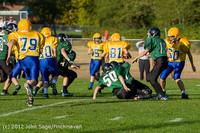 2721 McMurray Football v Klahowya 100312