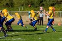 2748 McMurray Football v Klahowya 100312