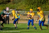 2776 McMurray Football v Klahowya 100312