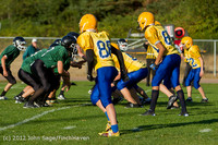 2787 McMurray Football v Klahowya 100312