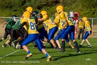 2790 McMurray Football v Klahowya 100312