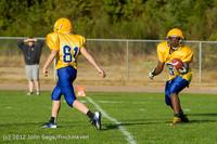 2828 McMurray Football v Klahowya 100312