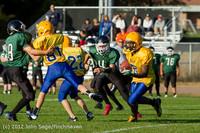 2835 McMurray Football v Klahowya 100312