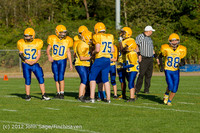 2856 McMurray Football v Klahowya 100312
