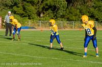 2868 McMurray Football v Klahowya 100312