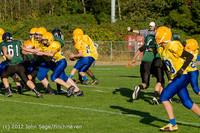 2878 McMurray Football v Klahowya 100312