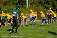 2893 McMurray Football v Klahowya 100312