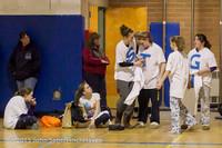 5699 McM Girls Varsity Basketball Mustangs Spirit 2013