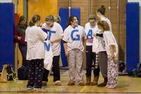 5703 McM Girls Varsity Basketball Mustangs Spirit 2013