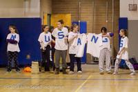 5772 McM Girls Varsity Basketball Mustangs Spirit 2013