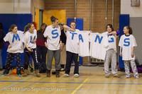 5779 McM Girls Varsity Basketball Mustangs Spirit 2013