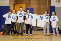 5790 McM Girls Varsity Basketball Mustangs Spirit 2013