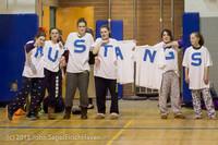5800 McM Girls Varsity Basketball Mustangs Spirit 2013