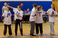 5897 McM Girls Varsity Basketball Mustangs Spirit 2013
