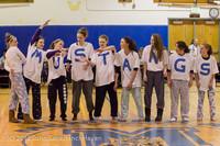 5965 McM Girls Varsity Basketball Mustangs Spirit 2013