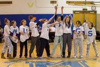 5971 McM Girls Varsity Basketball Mustangs Spirit 2013